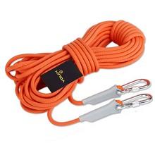 惠维 登山安全防护、家用高楼火灾救援防护绳索  9.5mm 10米