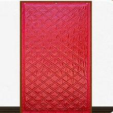 馨暖帘业 棉门帘 防雨布 宽1.7M*高2.4M 军绿色、红色可选