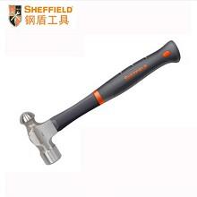 钢盾(SHEFFIELD)S088324 纤维柄圆头锤24oz