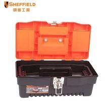 钢盾(SHEFFIELD)S024002 塑料工具箱16