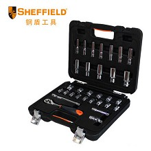 钢盾(SHEFFIELD)S010031 31件10mm系列公制组套