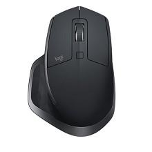 罗技(Logitech)MX Master 2S 无线蓝牙优联双模跨计算机控制鼠标 颜色随机