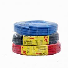 韩泰塑胶 通用型五层防爆高压氧气管 三胶两线气管 内径8mm 外径14mm 红色/黑色/蓝色3色备注 每米价