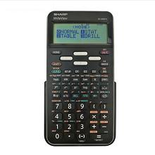 夏普(SHARP)EL-W82TL 学生考试专用函数计算器
