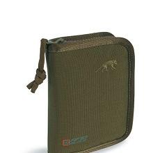 塔虎(Tasmanian Tiger)TT无线射频识别(RFID)屏蔽 RFID B钱包 黑色/橄榄绿随机