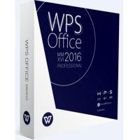 金山 wps office 2016专业版办公软件 三年质保