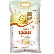 福临门 麦芯多用途小麦粉5kg