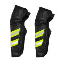 飞佳佳 FJJ-0311-0546 摩托车骑行反光保暖护膝 长50cm 黑色