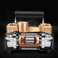 国速 GS-807 220v双缸电动充气泵 车轮胎气柱袋篮球游泳圈充气机