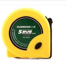 三木(SUNWOOD)6403 双制动钢卷尺5m