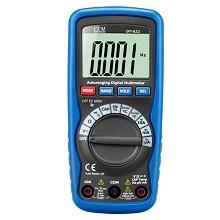 华盛昌(CEM)DT-922 数字万用表 全自动量程 真有效值数显 防烧万能表 可测温度