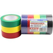 保拉(Paola)5816 电气绝缘胶带 彩色电工标记胶布 无铅阻燃防水胶布 其它电工附件