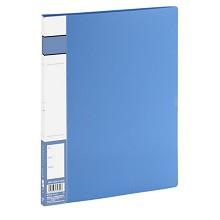 齐心(COMIX)A602 A4插页单强力夹文件夹资料册 颜色随机