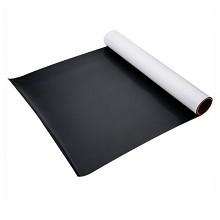 得力(deli)8718软铁白板0.5*900*2000mm 带胶 白色 6块装
