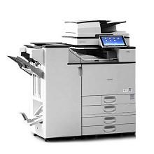 理光(Ricoh)MP C6004EXSP 彩色复印机 主机+送稿器+四纸盒+2000页小册子装订器