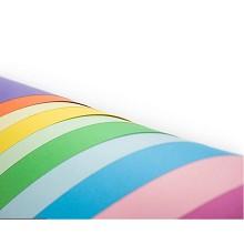 枫桦 6K彩色卡纸 儿童手工艺术硬卡纸 颜色随机