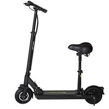 九悦(Joyor)A1 折叠体感电动滑板车 带座位 20-25KM 炫酷黑