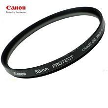 佳能(Canon)UV滤镜 58mm 单反镜头保护镜UV滤镜 58mm