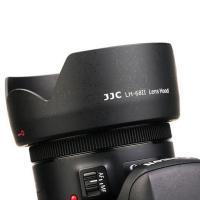 JJC LH-68II 花瓣型遮光罩 佳能50mm f/1.8 STM新小痰盂镜头专用,700D 750D 760D 70D 80D部分套机可用,可反扣