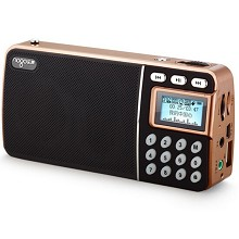 乐果(NOGO)R908 收音机 颜色随机
