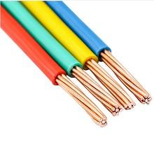 津成 BV4平方单芯单股无氧铜线硬线100米