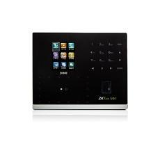 中控智慧(ZKTeco)ZH800 人脸识别+指纹+密码三合一混合式考勤机