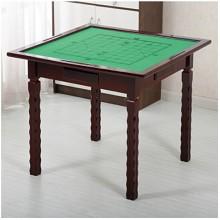 智特优 家用实木麻将桌 普通款实木麻将桌