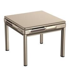 麻雀王 LD8 全自动静音餐桌两用式电动麻将桌 金 餐桌/折叠桌/其它桌及配件