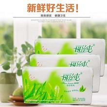 丽纯 餐巾纸  48包/箱 单包价