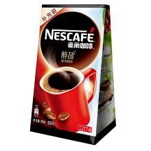 雀巢(Nestle)咖啡醇品 500g/袋+雀巢红杯