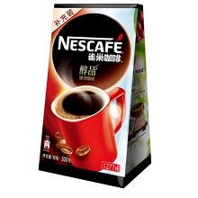 雀巢(Nestle)咖啡醇品 500g+袋装伴侣 500g/袋