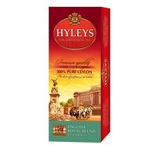 豪伦思(HYLEYS)英式半柠半桔风味红茶(调味茶)2克*25包/盒