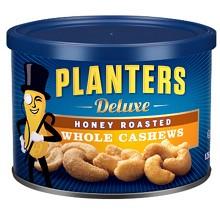 绅士(Planters)蜜焗腰果 233g/罐