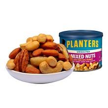 绅士(Planters)淡盐味什锦坚果 292g/罐