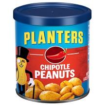 绅士(Planters)辣味花生 170g/罐