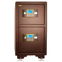 甬康达(YONGAKNGDA)BGX-D1-730S 高级电子密码保管箱 古铜色