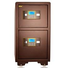 甬康达(YONGAKNGDA)BGX-D1-1000S 电子密码保管箱  古铜色