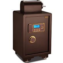 甬康达(YONGAKNGDA)BGX-D1-530 摇投高级电子密码保管箱 古铜色