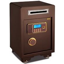 甬康达(YONGAKNGDA)BGX-D1-630 面投高级电子密码保管箱  古铜色