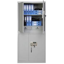 甬康达(YONGAKNGDA)1850 分体高级密码锁保密柜 灰白色