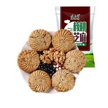 健元堂 核桃芝麻黑豆代餐饼干 450g