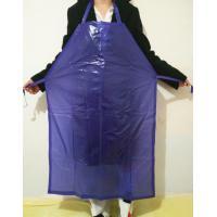 桂凤 01 pvc防水成人蓝色无袖围裙 宽90cm 长110cm