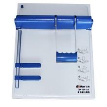 金典(GOLDEN)Y18 压痕机 A4手动压痕机 单线 双线 虚线 三种压痕 白色