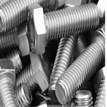 俊宇 六角螺丝带螺母 直径6mm长20mm 单个价