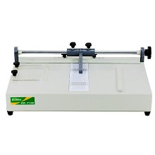 金典(GOLDEN)GD-Y100 书壳机 操作简单适用于各类精装书壳 白色