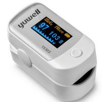 鱼跃(YUwell)YX303 指夹式血氧饱和度脉搏检测器 彩色液晶显示