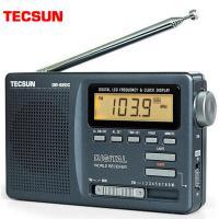 德生(Tecsun)DR-920C 收音机  数显 铁灰色收音机