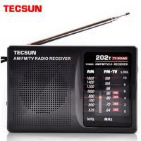 德生(Tecsun)R-202T 便携式收音机 FM调频收音机