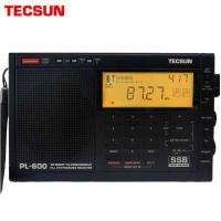 德生(Tecsun)PL-600 收音机 黑色收音机