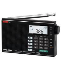 熊猫(PANDA)6208DSP 全波段插卡立体声收音机收音机